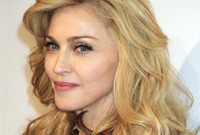 Madonna-light-makeup-side